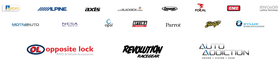 auto addiction brands